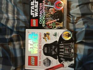 Kids LEGO Star Wars books