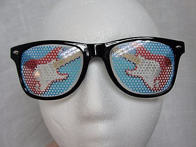 SUNGLASSES WITH GUITARS ON LENS PART FESTIVAL WEAR - Guitar Sunglasses