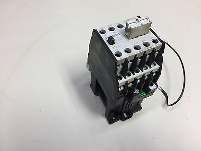 Siemens Contactor 3TH43, 24VDC Coil, Used, WARRANTY