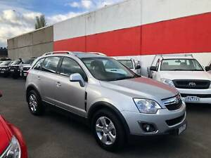 2012 Holden Captiva 5 Automatic SUV Lilydale Yarra Ranges Preview