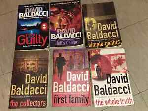6x David Baldacci Broome Broome City Preview