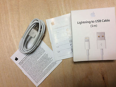 OEM Original Genuine USB Data Sync Cable For Apple iPad Mini 2 3 4 Air 2 Charger