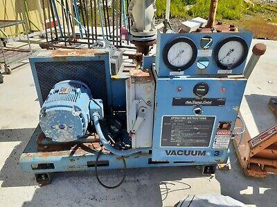 Quincy Industrial Vacuum Pump 20hp
