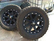 "Ranger wheels 20"" 33s Newcastle 2300 Newcastle Area Preview"