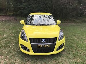 2014 Suzuki Swift Sports Revesby Heights Bankstown Area Preview