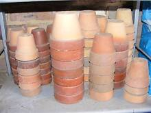 terracotta pots, small and vintage, lots of them New Lambton Heights Newcastle Area Preview