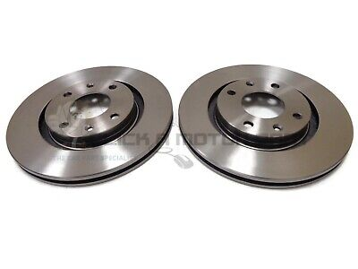 Front Brake Pads Brake Discs Axle Set 266mm Solid Fits Citroën C3 I 1.4 HDI