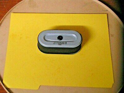 Makitarobin-subaru Oval Paperfoam Air Filter Assy 277-32611-07 - New Oem Part