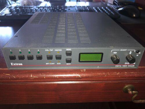 Extron DVS-204 Digital Video Scaler