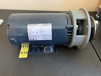 Bluffton Motor Works Model 1303017112  208-230460v Electric Motor
