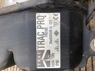 TRAC PRO70S 70W SODIUM 240V 50Hz IP65 FLOOD LIGHTS x 3-BARGAIN-prefer collection