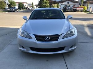 2010 Lexus IS 250 AWD  Good Condition