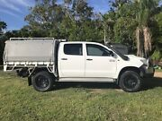 Hilux 2013 SR Strathdickie Whitsundays Area Preview