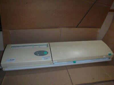 Varitronics Chart Printer Poster Model Mw-cp300