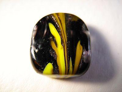 Art Glass Focal Pendant Bead (HANDMADE LAMPWORK ArT GLASS FOCAL Pendant Bead OOAK ~BrOOkLyN MoNsTeRs~ )