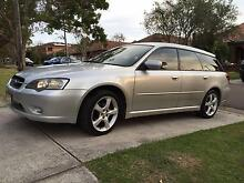 2003 Subaru Liberty Wagon Chatswood Willoughby Area Preview
