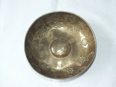ANTIQUE VINTAGE TURKISH BATH HAMAM BOWL DAISY DESIGN OTTOMAN ISLAMIC ARABESQUE