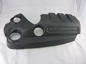 HOLDEN-VZ-COMMODORE-V6-6CYL-ALLOYTEC-LHS-ENGINE-COVER-NOS-GENUINE-92066649A