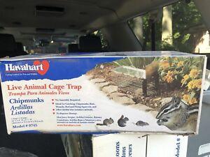 Havahart #0745 Animal traps new in boxes