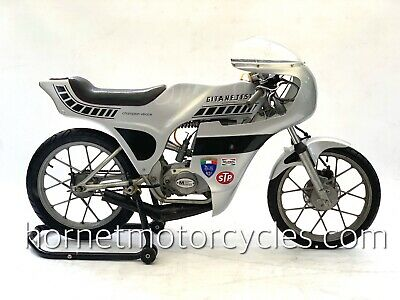 1976 Gitane Testi Champion Veloce 50cc Race Motorcycle 6 Gear STUNNING