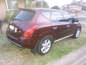 2007 Nissan Murano West Hoxton Liverpool Area Preview