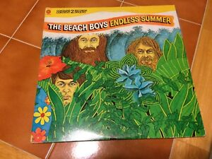 The Beach Boys Endless Summer Vinyl Album