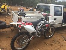 Crf450r 2006 East Hills Bankstown Area Preview