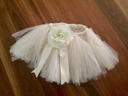 Girls tutu skirts / flower girl
