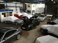 CLASSIC CAR STORAGE SWANSEA SELF STORAGE