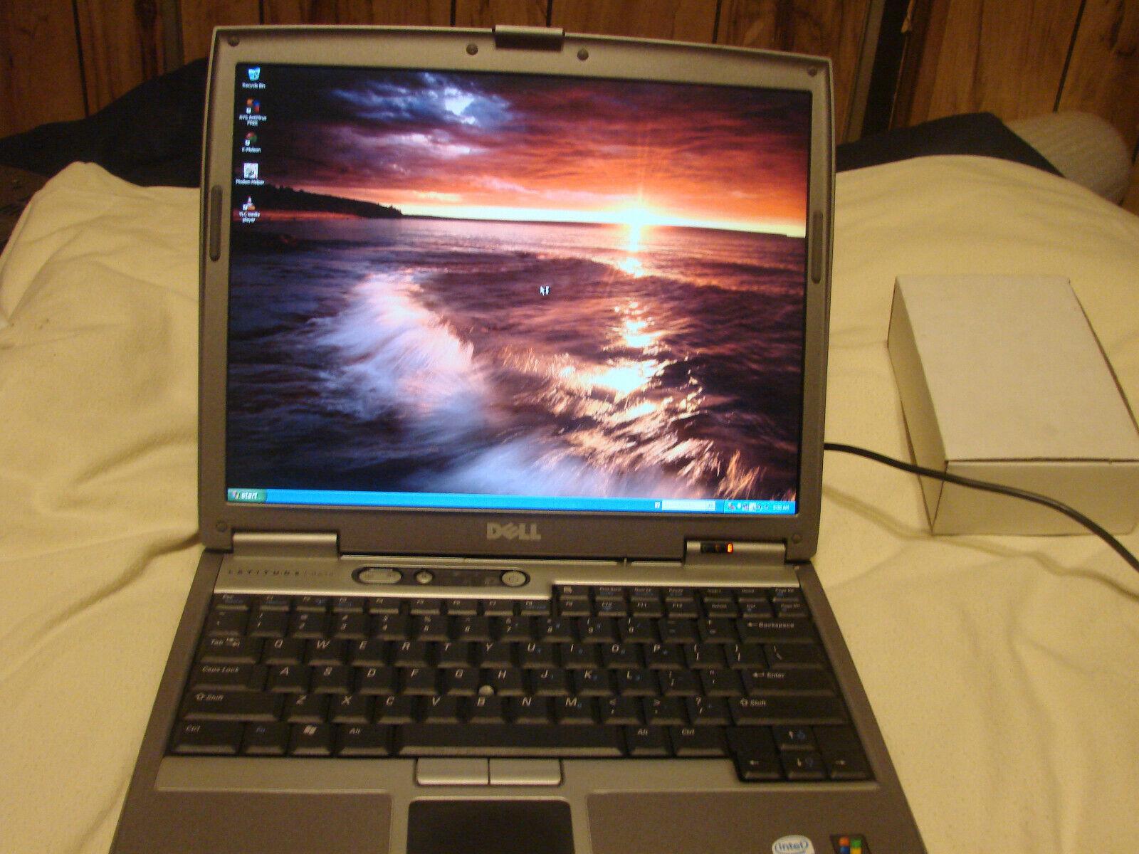 Laptop Windows - DELL  LATITUDE  D610  WINDOWS  XP  PROFESSIONAL  SP3  LAPTOP