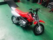 CRF 50F kids motor bike South Perth South Perth Area Preview