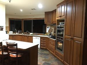 Timber kitchen Beaconsfield Upper Cardinia Area Preview