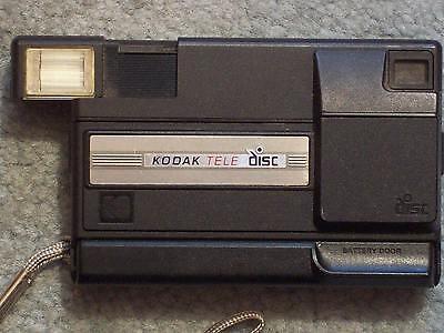 Дисковые фотокамеры KODAK TELE DISC CAMERA