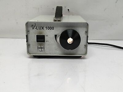 Volpi V-lux 1000 Fiber Optic Light Source 120v 60hz 150w