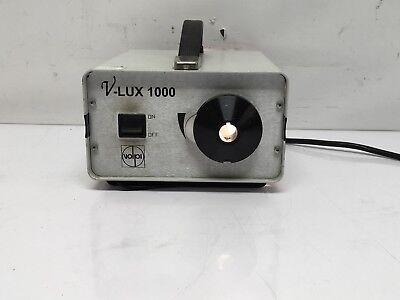 Volpi V-lux 1000 Fiber Optic Light Source 120v 60hz 150w
