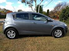 2013 Holden Barina Sedan City North Canberra Preview