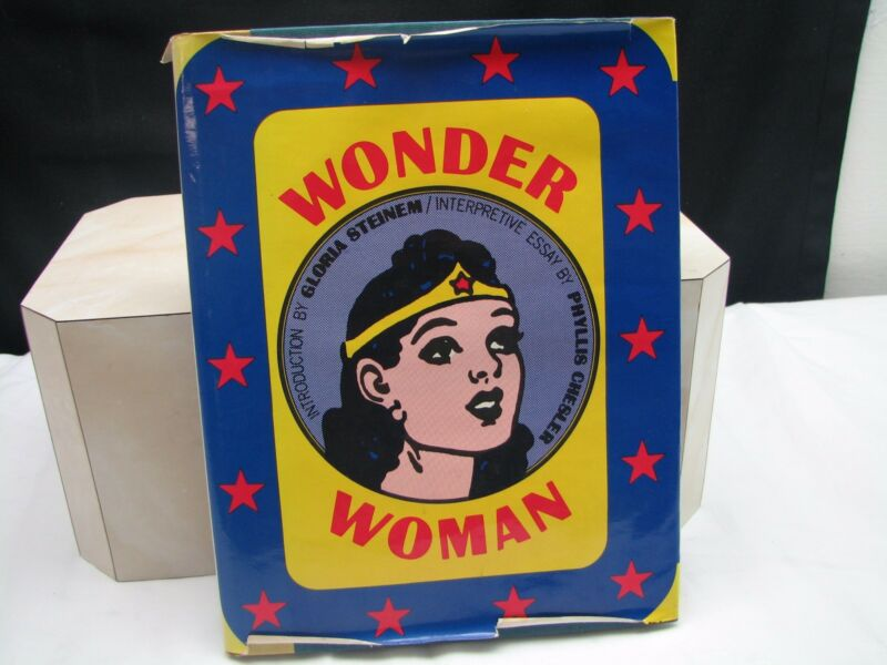 Wonder Woman Copyright 1972 SAD