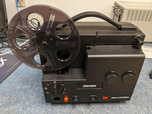 Bell & Howell 36SR Super 8 Movie SOUND PROJECTOR