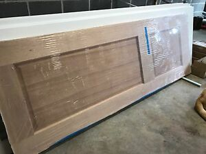 Solid timber door Newport Pittwater Area Preview