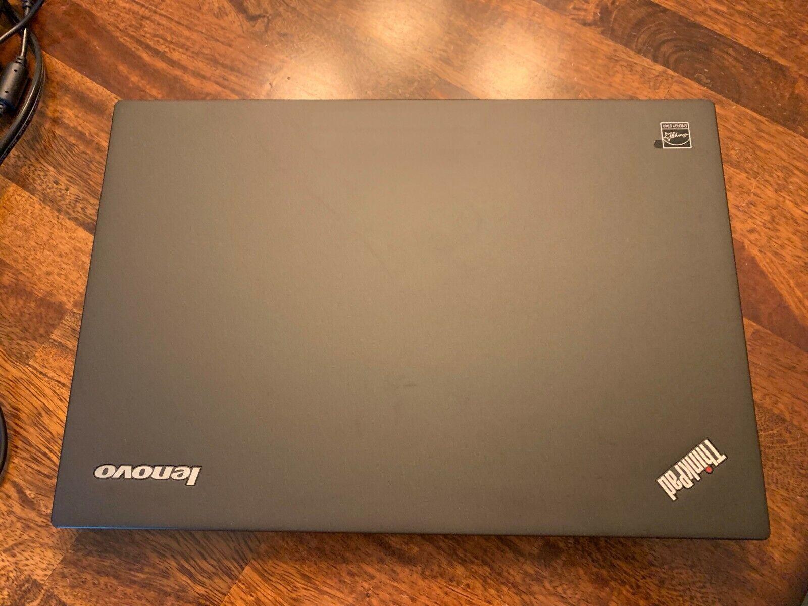 Laptop Windows - Lenovo ThinkPad T450s i5 8GB 128GB SSD Windows10 Pro BackLit Keyboard