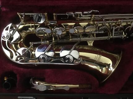 Student Alto Saxophone