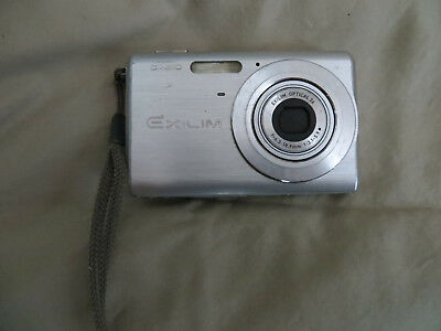 *READ LISTING* Casio EXILIM ZOOM EX-Z60 6.0MP Digital Camera FOR PARTS OR REPAIR for sale  Monroe