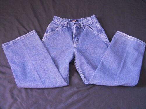 Basic Edition Boys Blue Jeans Pants Carpenter Size 14R  NWT