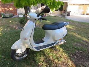 2002 Vespa Piaggio Bendigo Bendigo City Preview