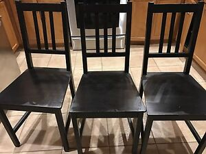 IKEA Stefan Chairs