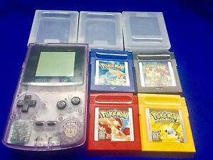 GAMEBOY POKEMON BUNDLE