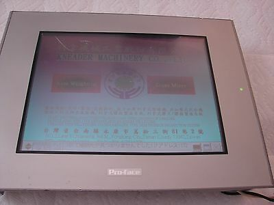 Proface 3280024-21 Color Touchscreen Dispaly Agp3500-s1-af