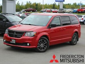 2015 Dodge Grand Caravan BLACKTOP | FULL STO & GO | REAR AIR