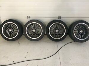 "18"" VW/ Audi/ Merc Wheels 5x112"