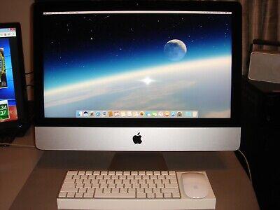 """Apple iMac A1418Retina 4K Core i5 3.0GHz 8GB 21.5"""" 1TB Radeon Pro 555 2048 MB"""